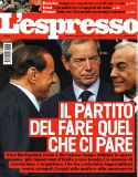 L'Espresso - cover