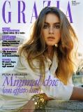 grazia - cover
