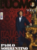 L'Uomo Vogue_cover - gennaio 2014