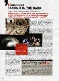 L'Uomo Vogue - gennaio-2011-Tasting in the Dark