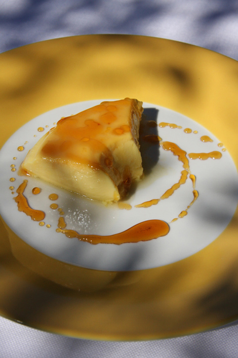 Crème Caramel | ©foto Sandra Longinotti