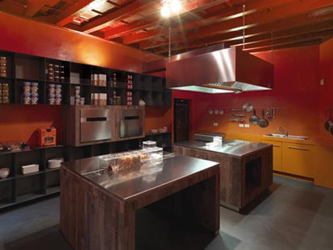Il Cucchiaio di legno - la cucina