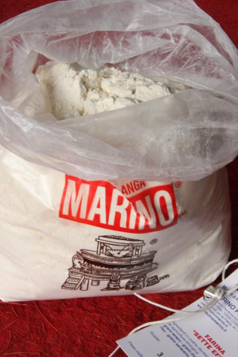 la farina Sette Effe del Mulino Marino