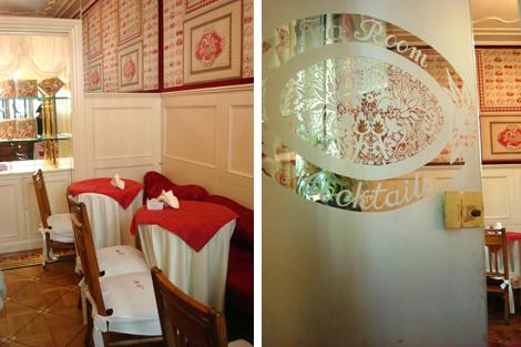 Pasticceria San Carlo - Tea Room