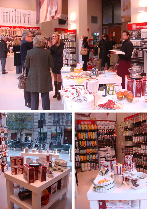 Tescoma Temporary Shop a Milano