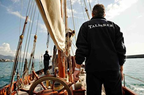 Talisker Sailing Tour sul Javelin of Northam
