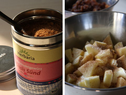 Herbaria, miscela Dolci Sapori ideale per i dolci di mele