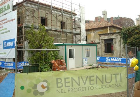 © Cascina Cuccagna di Milano - ristrutturazione
