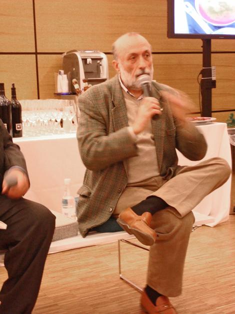 Identità Golose 2010 - Carlo Petrini