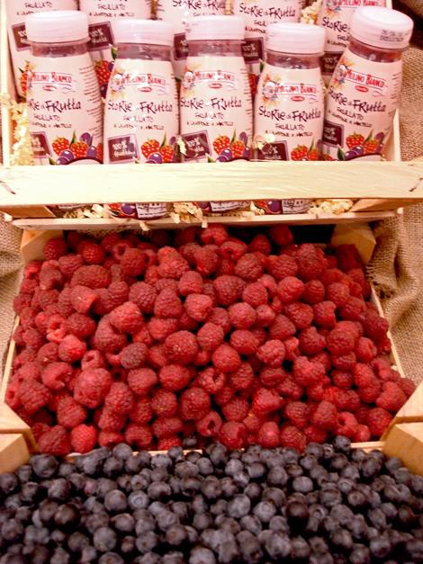 Storie di Frutta gusto Lampone e Mirtillo