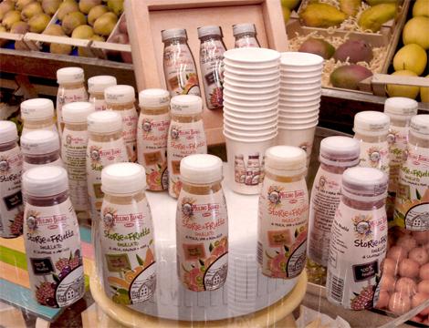 Storie di Frutta, i nuovi smoothie del Mulino Bianco