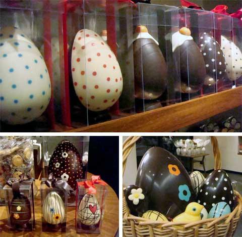 © Uova di Pasqua di Cacao