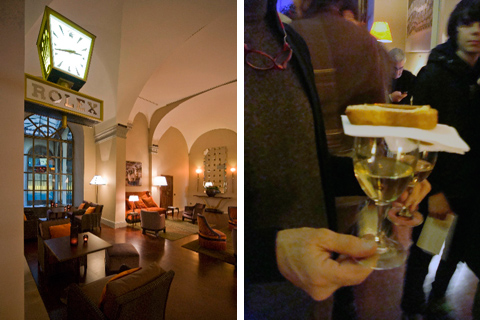 Hotel dell'Orologio - Degustazione da tre soldi - Evento FuoriDiTaste