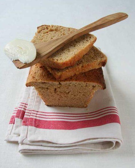 pan carré di farro e patate   ©foto Sandra Longinotti