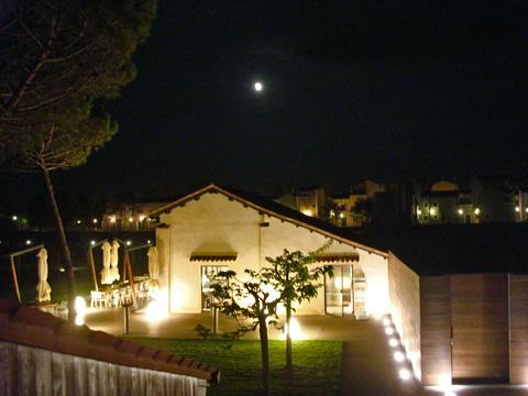 """il ristorante Venissa """"by night"""""""
