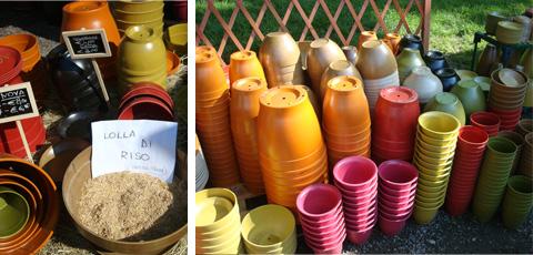 Vasi per piante biodegradabili Vipot
