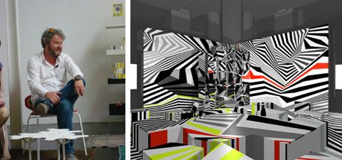 Tobias Rehberger e il suo progetto per la Galleria illy