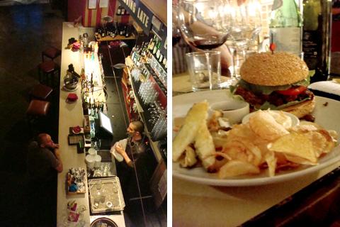 ITEM Burger Lounge - il Bar e l'Hamburger di Wagyu