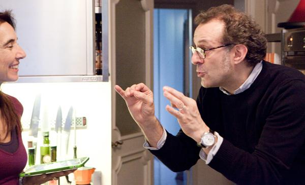 la mia intervista a Massimo Bottura | ©foto Giandomenico Frassi