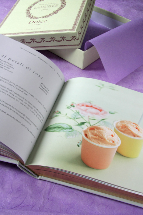 "© ""Ladurée - Dolce"" di Philippe Andrieu, Luxury Books Ed."
