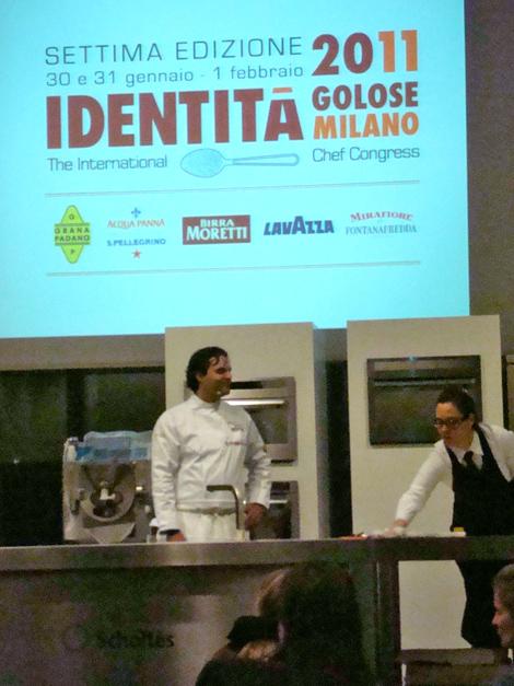 © Marco Stabile a Identità Golose 2011