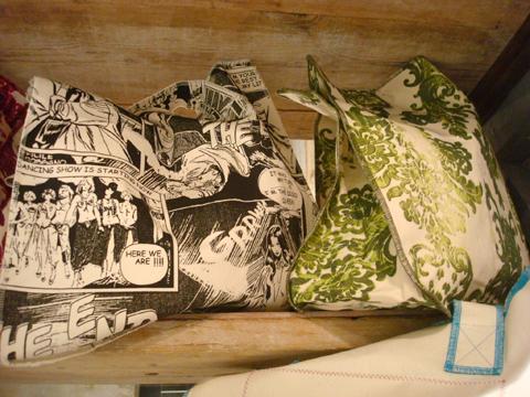 © Tablecloths - shopping bag