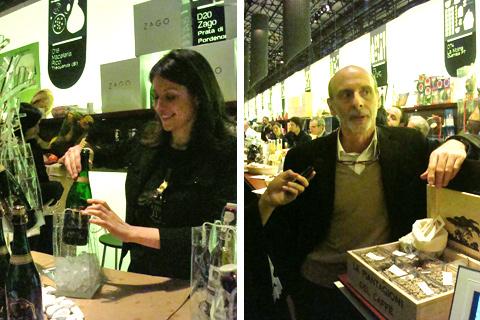© Taste 2010 - Osiride Chiaradia di Zago, Carlaberto Relli di Le Piantagioni del Caffé