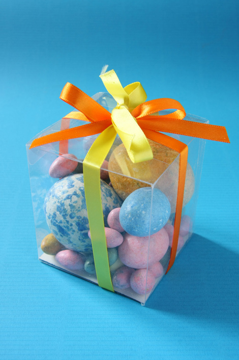 © uova di zucchero e cioccolato pasticceria Maghi Infarinati