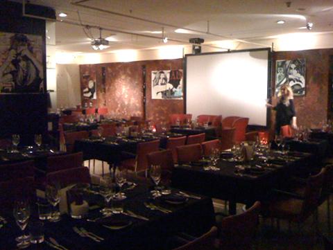 """© Carlo Verdone - Red Restaurant """"Invito a cena con autore"""""""