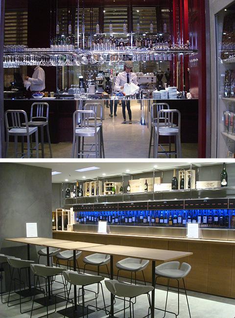 © Eat's - l'Excelsior Cafè e un angolo del Bistrò