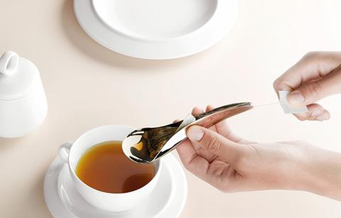 cucchiaino da tè Tèo di Alessi