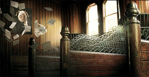 quadro-libreria Rastignac della collezione .Les Dandys di ibride