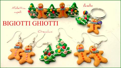 bijoux natalizi di Bigiotti Ghiotti