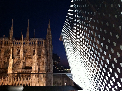 © The Cube a Milano