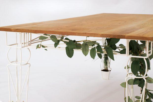 tavolo Plantable di JAILmake