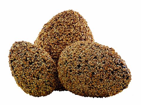 uovo di cioccolato gluten free Brutto Buono di Venchi