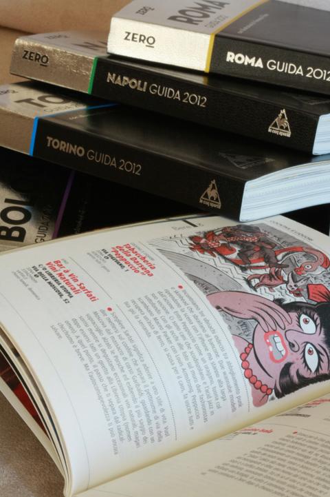 Zero Guide 2012 | ©foto Sandra Longinotti