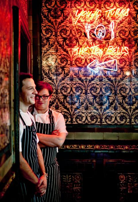 James Lowe e Isaac Mchale, The Young Turks, Londra, Gran Bretagna (foto ©Per Anders Jorgensen)