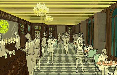 The Havana Club Mojito Embassy - Cantinero Bar