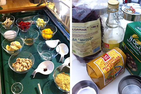 © Cruditaly, ingredienti utilizzati nella Cucina Crudista