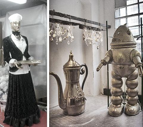 © La cameriera Caterina e gli altri robot telecomandati (da Silver Tree)