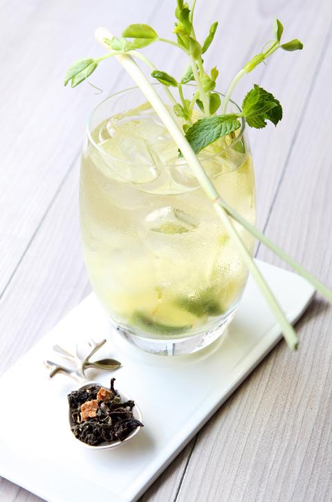 Sultanahmet, cocktail di Francesca Natali ©foto Matteo Barro
