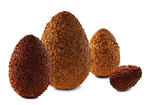 Uova di Pasqua CoutureRaccaChocolate