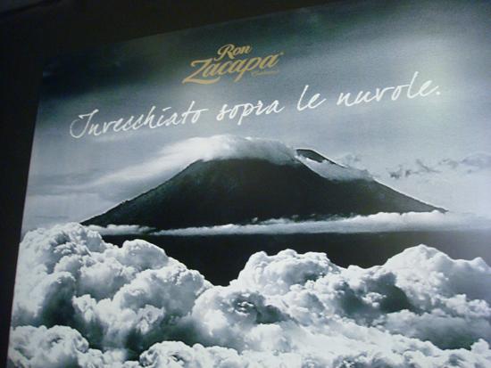 ©Zacapa, il rum che invecchia sopra le nuvole