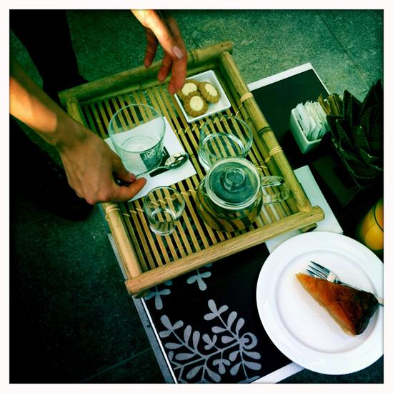 colazione a La Rinascente (©foto Sandra Longinotti)