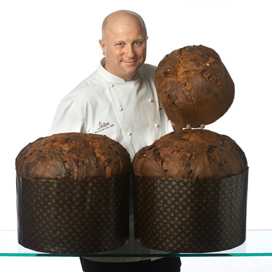 i panettoni da 3 e 10 kg di Loison