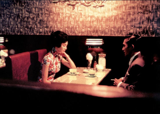 "Scena dal Film ""In the Mood for Love"""