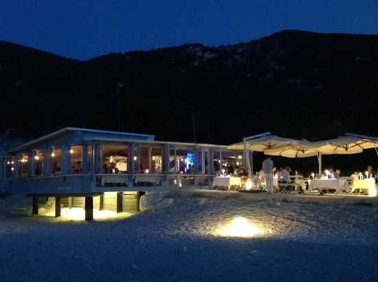 Restaurantes na Itália