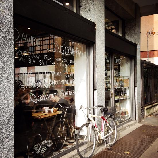 Longoni Store Milano | ©Sandra Longinotti
