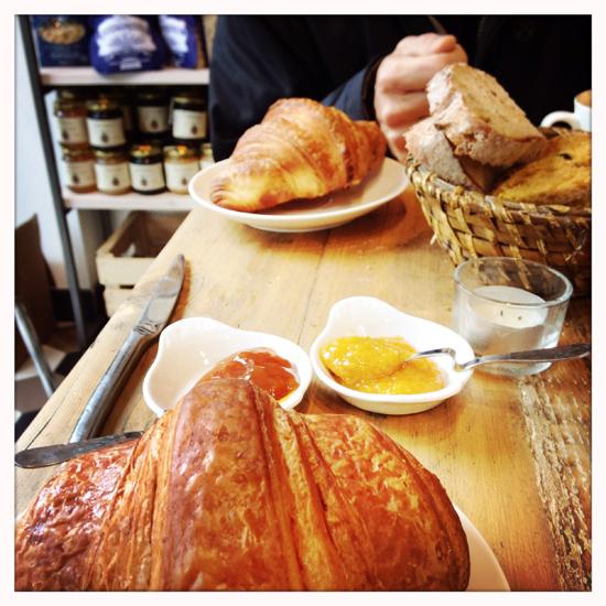 colazione al Longoni Store | ©Sandra Longinotti